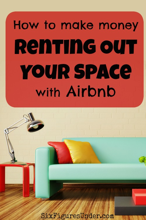 "If you want to earn some extra money, try renting out your space. You can make money with Airbnb even if you don't think you have ""extra"" space. Here's how!"