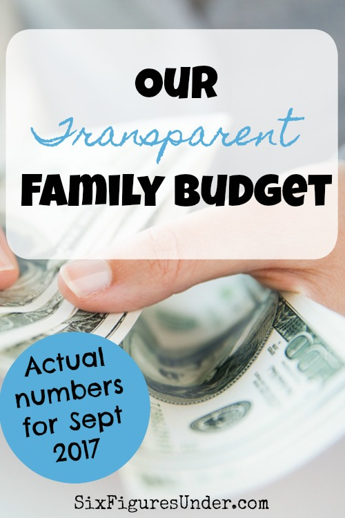 Family Budget | Frugal Family | How to Budget | Real Life Budget | Transparent Budget