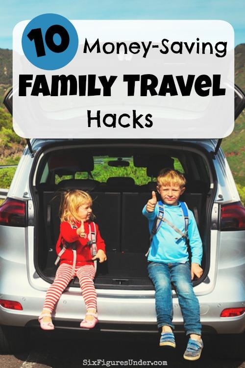 Family Travel Hacks | Frugal Family Fun | Money Saving Travel Tips } Travel with Kids