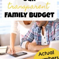 Transparent Family Budget Update– December 2018