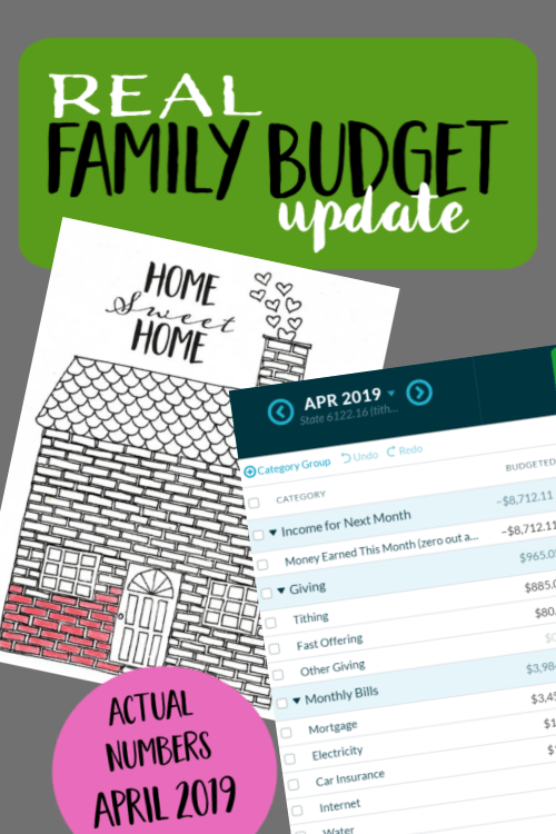 If you want to see the ins and outs of a real family budget, this post is for you. We transparently share our actual budget each month to help you get a handle on your own budget.