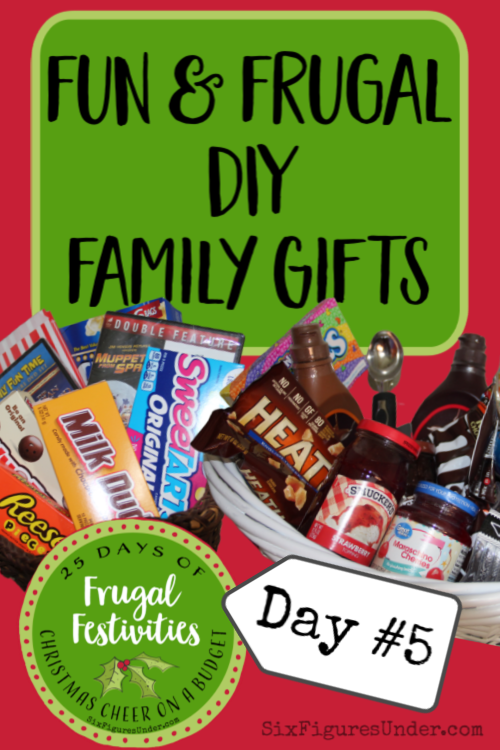 Fun And Frugal Family Gift Ideas That You Can Diy Frugal