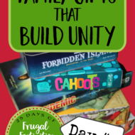 Great FAMILY Gift Ideas that Build Unity