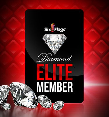 Diamond Elite Membership Six Flags Discovery Kingdom