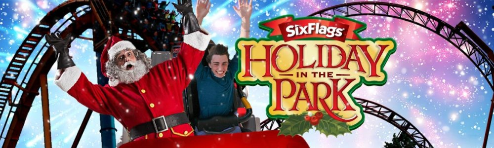 Holiday in the Park at Six Flags St Louis