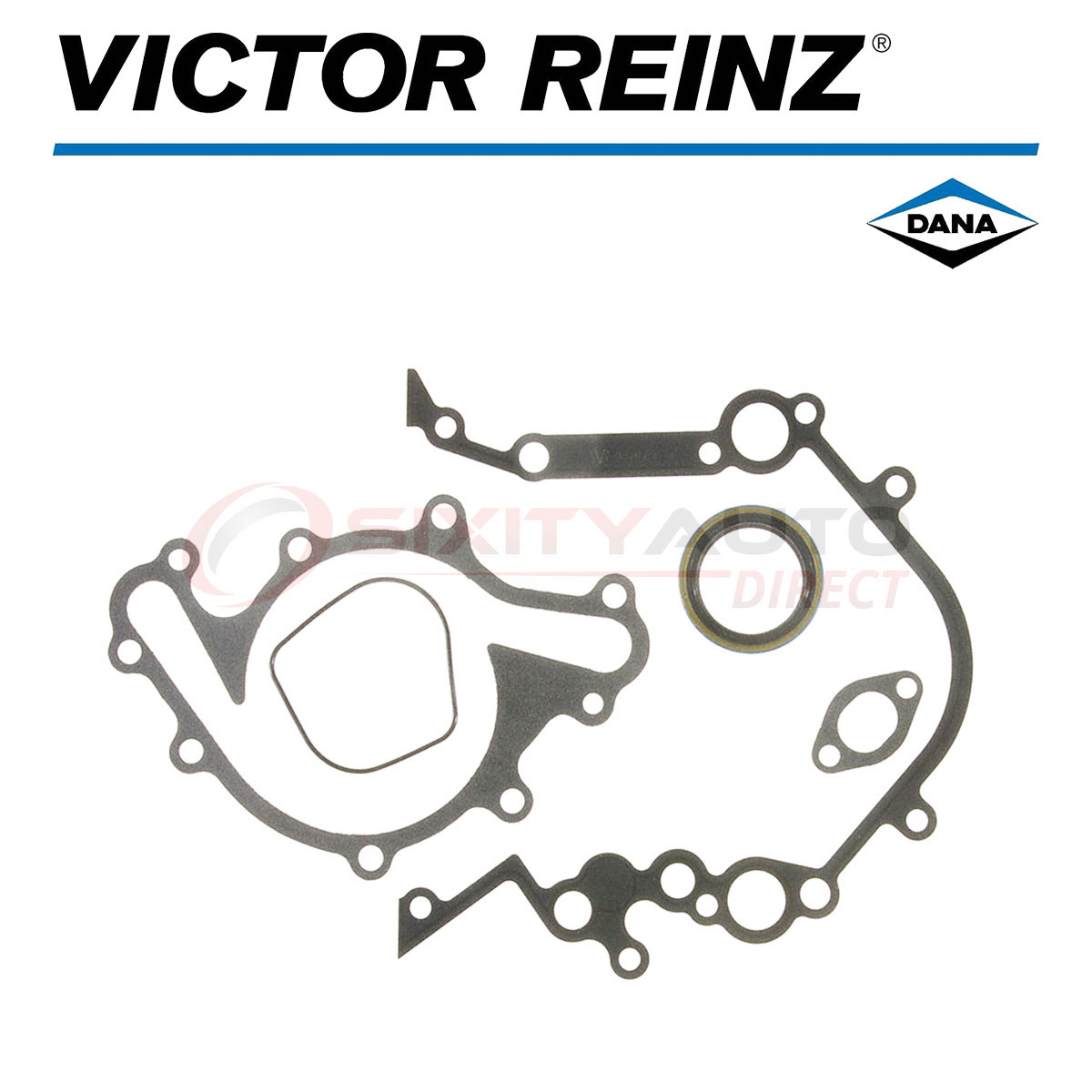 Victor Reinz Timing Cover Gasket Set For Ford F