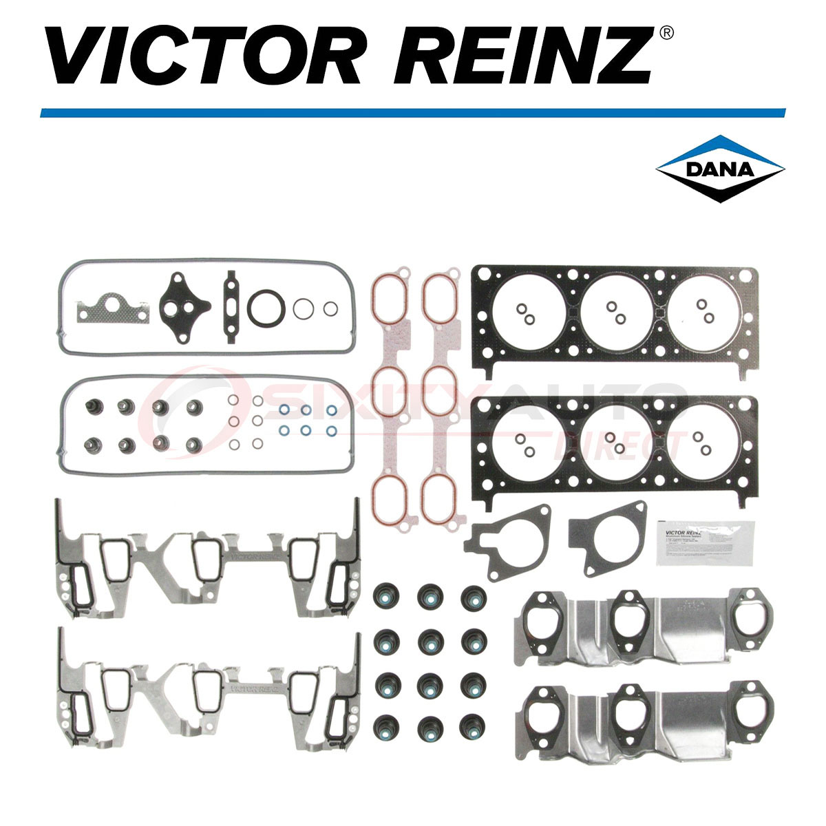 Victor Reinz Cylinder Head Gasket Set For Buick
