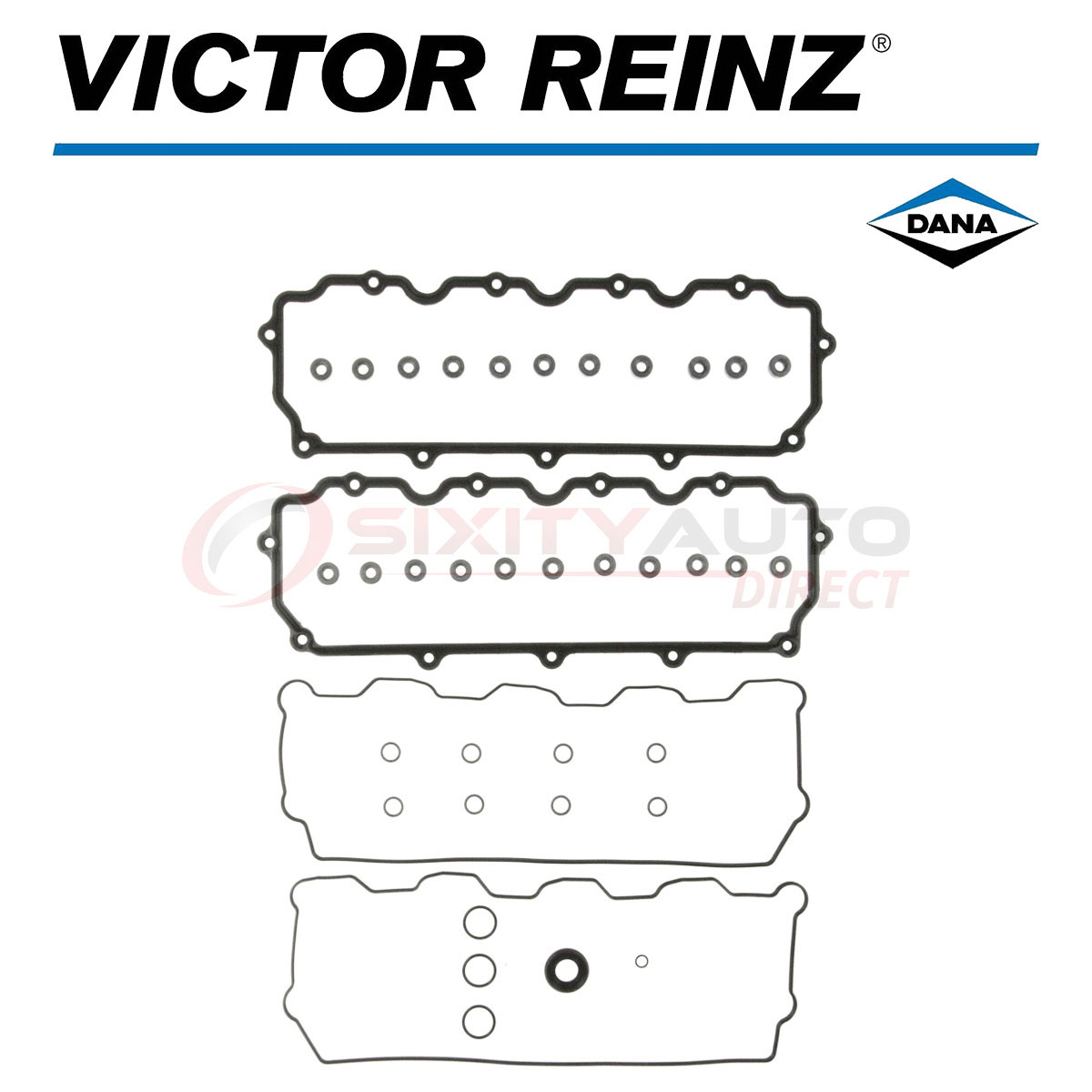 Victor Reinz Valve Cover Gasket Set For Ford F