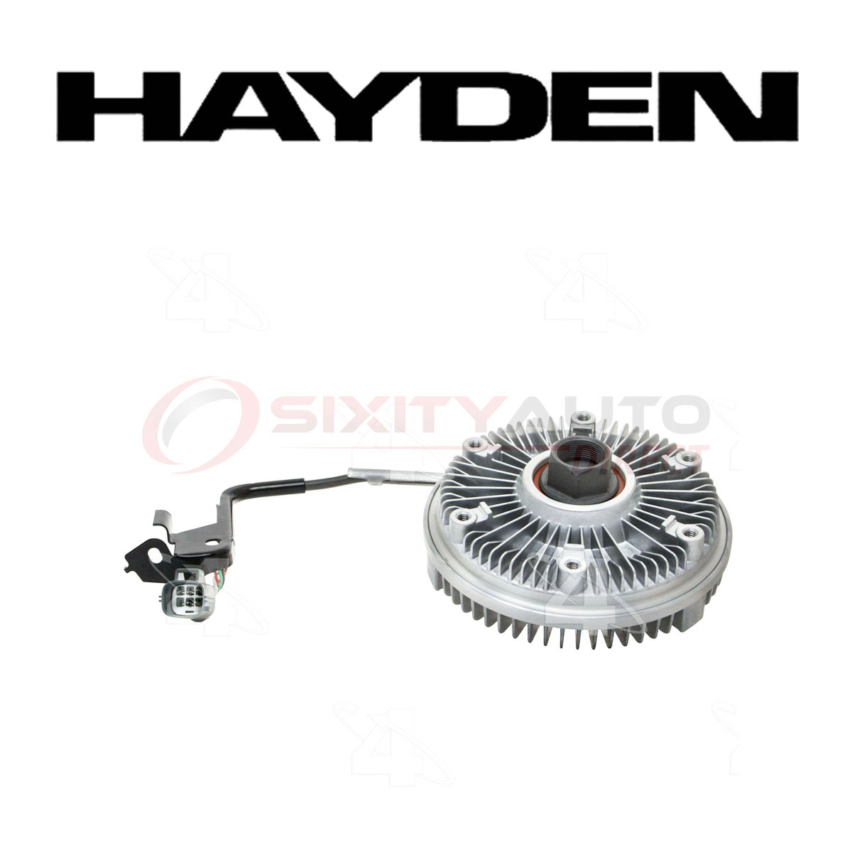 Hayden Cooling Fan Clutch For Dodge Ram 6