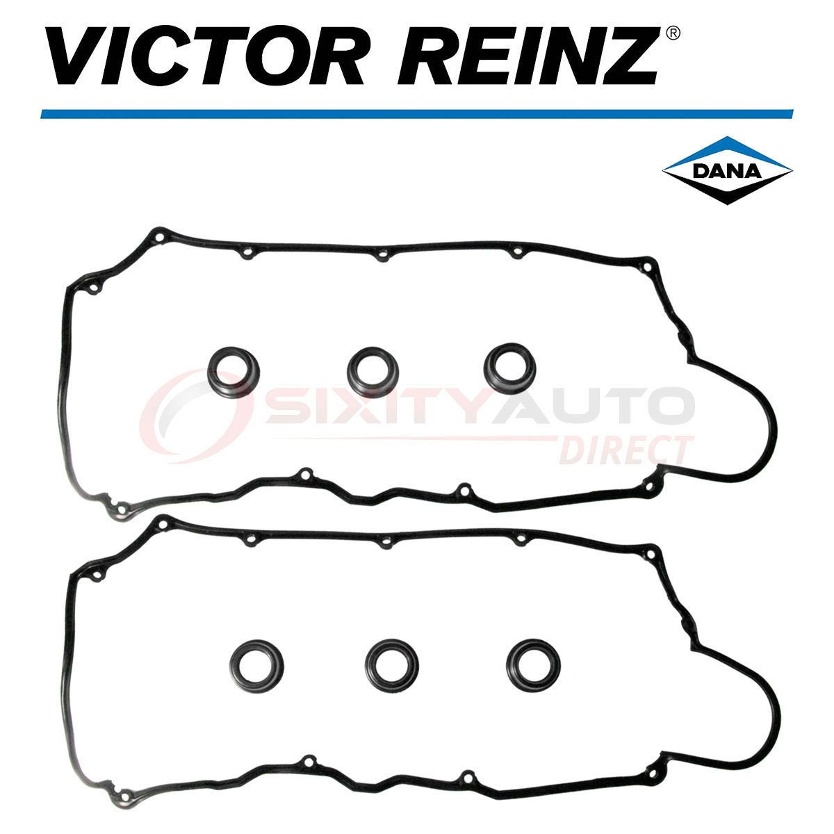 Victor Reinz Valve Cover Gasket Set For Isuzu