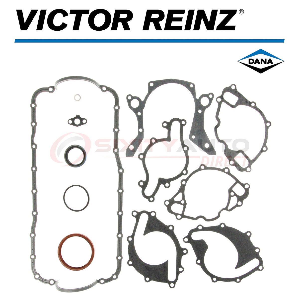 Victor Reinz Conversion Gasket Set For Ford F