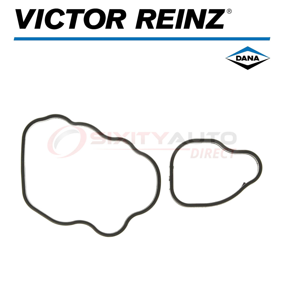 Victor Reinz Coolant Water Crossover Pipe Mounting Set For