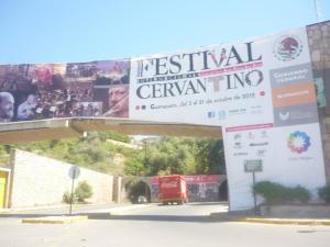 Cervantino festival in Guanajuato