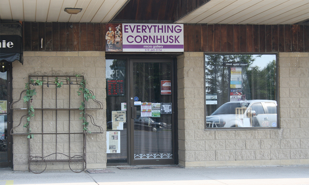 Everything Cornhusk