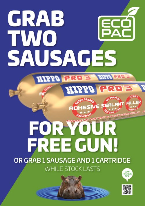 Grab Two Sausages Promotion