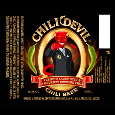 Chili Devil beer