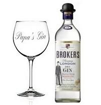 gin-glazen