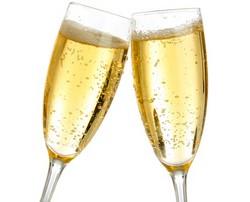 champagne-hapjes