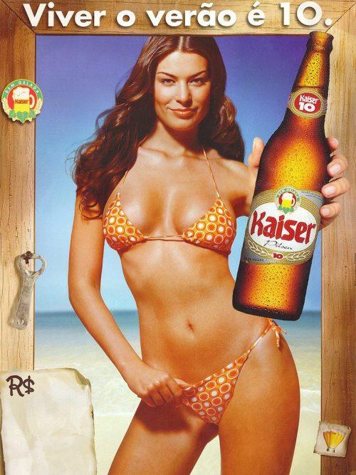 vrouw-bier