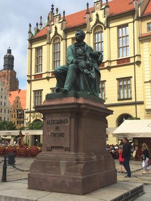 standbeeld-wroclaw