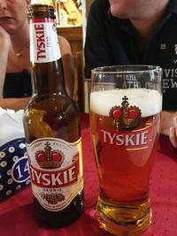 tyskie-bier