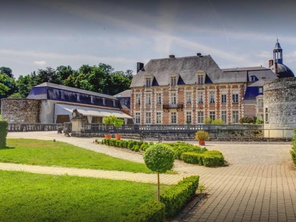kasteel in de champagnestreek
