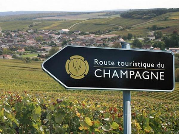 Champagne regio