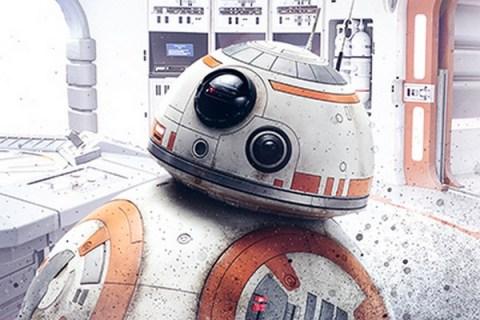 Toffe gadget voor Star Wars fans!