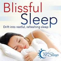 Blissful Sleep meditation mp3
