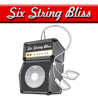 Six String Bliss Logo