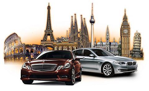 Cheap rental cars in europe