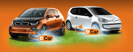 Electric Car Rental with Sixt
