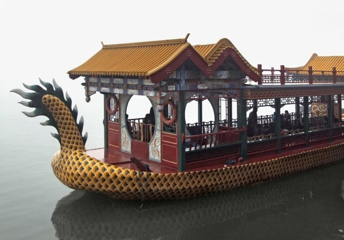 Dragon Boat in China