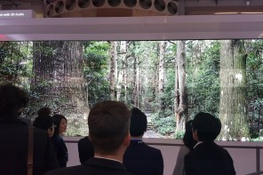 Sony's Super-Fine LED Wall Product Thought To Cost $75,000 Per Square Metre