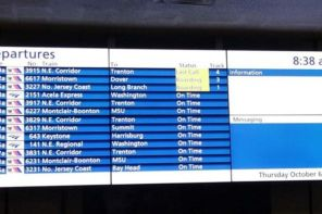 Big Oops: Digital Signage System Replacing Iconic Penn Station Board Goes Down