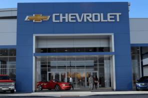 GM Mandates Digital Signage As Essential Brand Element In Dealers For 2018