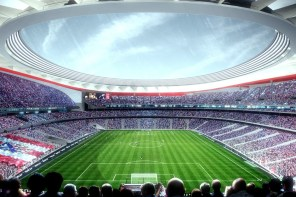 Projects: Atletico Madrid's New Stadium Has 300+ Digital Signage Screens