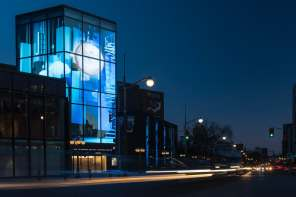 Canada's National Arts  Centre Switches On North America's Largest Transparent LED Wall