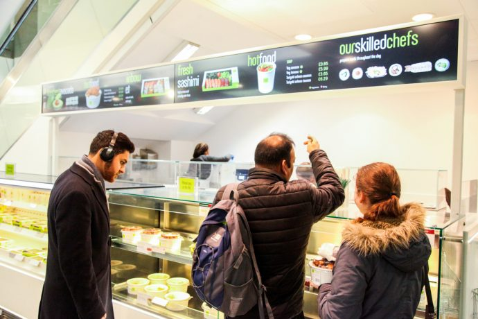 UK Sushi Chain Changes Up Menuboard Approach With Super