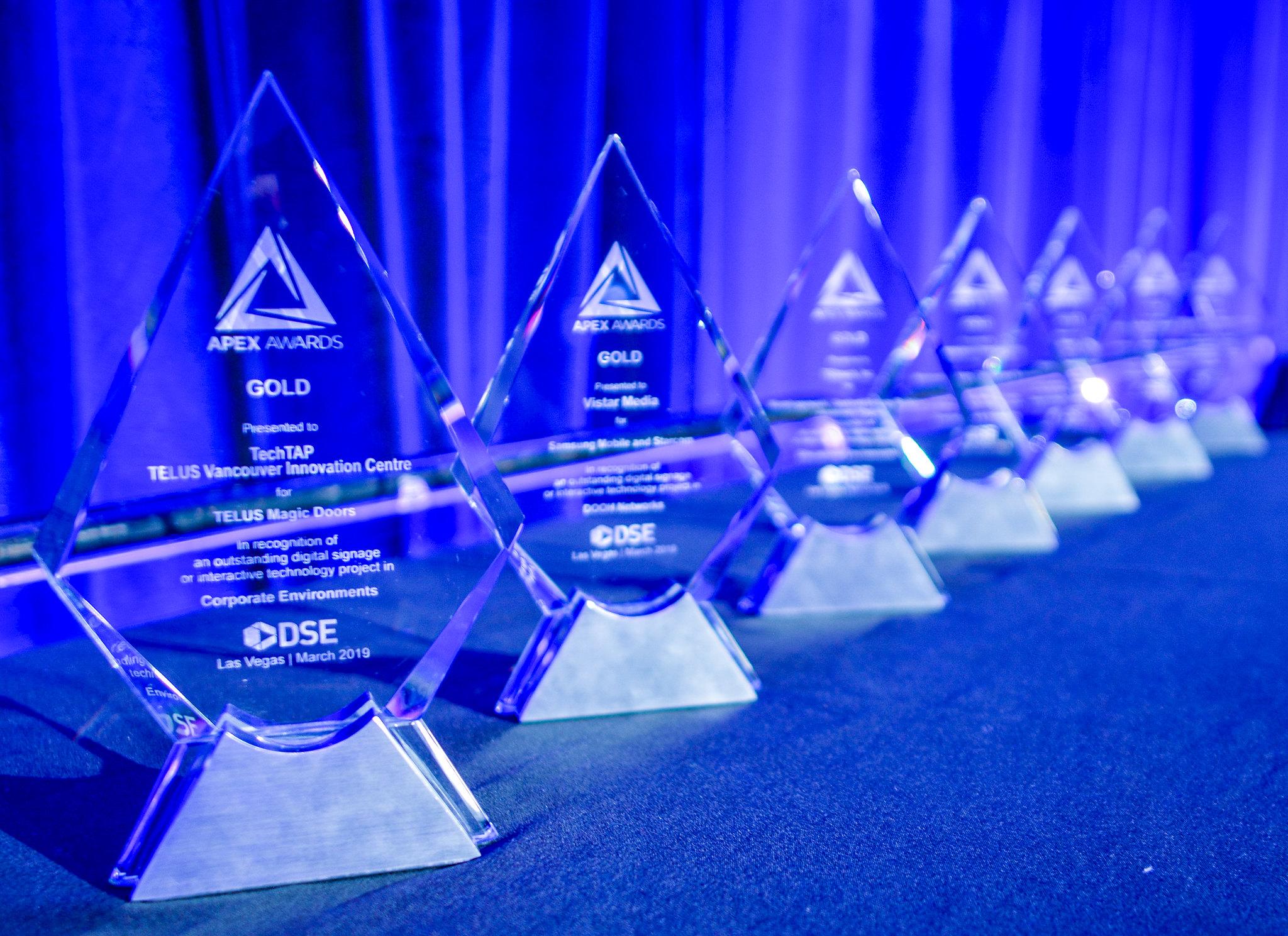 DFSE Apex Awards