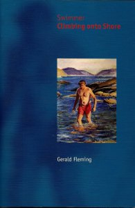Gerald Fleming Swimmer Climbing onto Shore