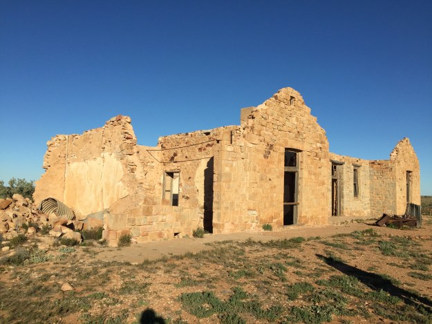 The Farina Ruins