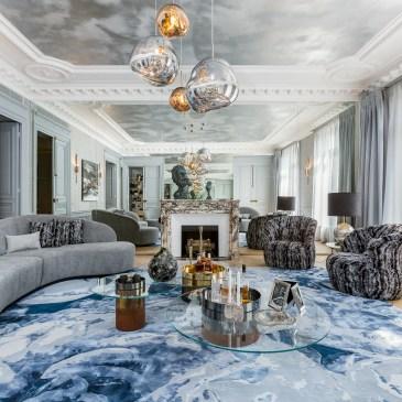 Interiors photographer Mathiew Fiol / Sixtysix Magazine