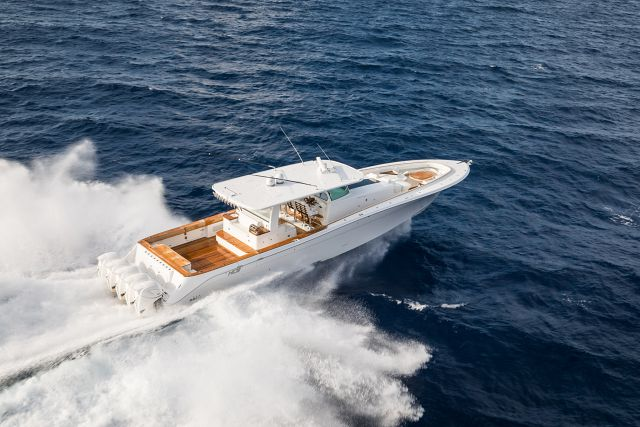 The Beast Is Coming The New HCB Yachts 65 Estrella