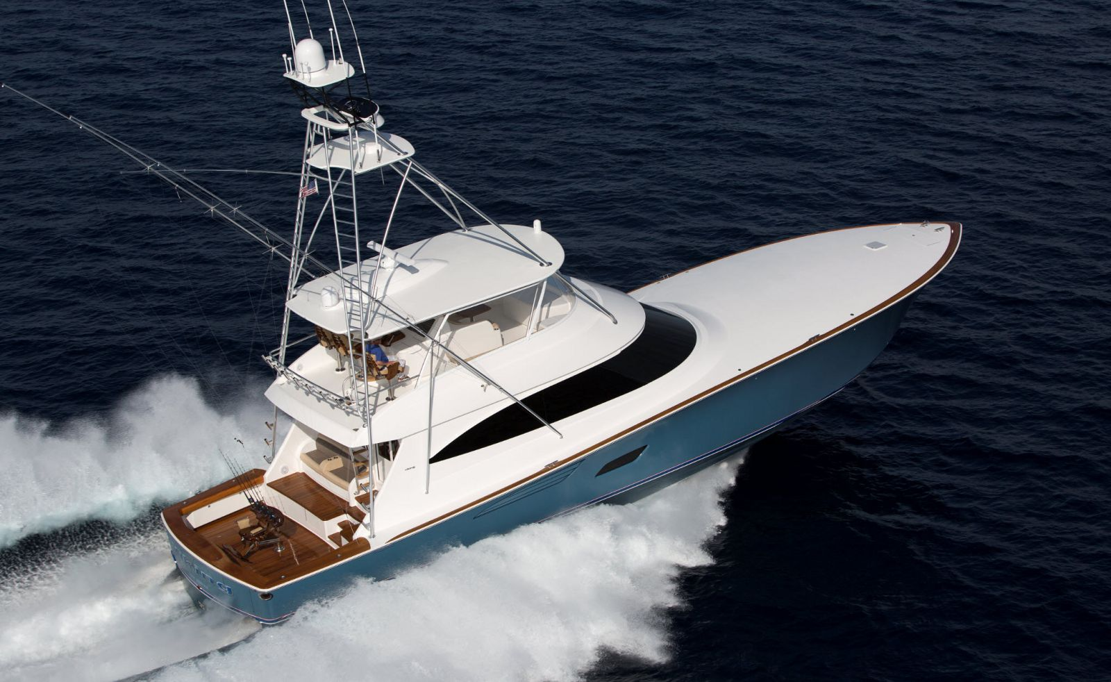 New Viking Yachts 38 Billfish For Sale SI Yachts