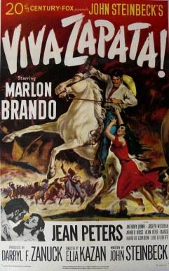ABD yapımı biyografik dramatik western filmi Viva Zapata (1952)