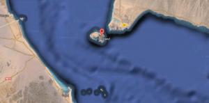 Perim Adasının Konumu Kaynak: https://maps.google.com