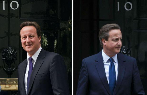 Montage photo (AFP / LEON NEAL + Neil Hall / Reuters)