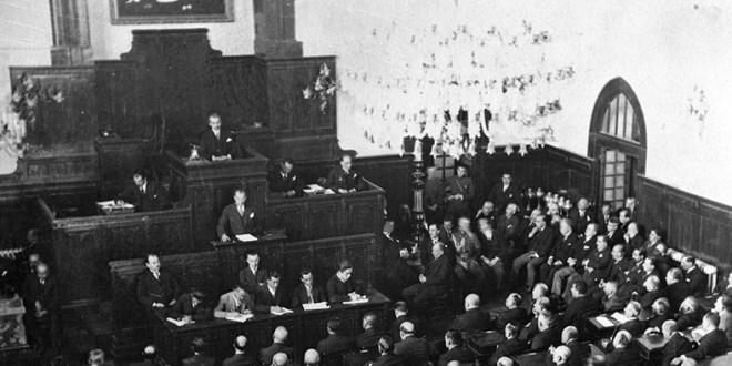 Atatürk'e Verilmeyen Yetki