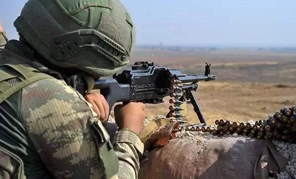 Asker opreasyon terörist